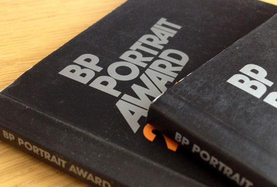 BP Portrait Award 2014 Catalogues