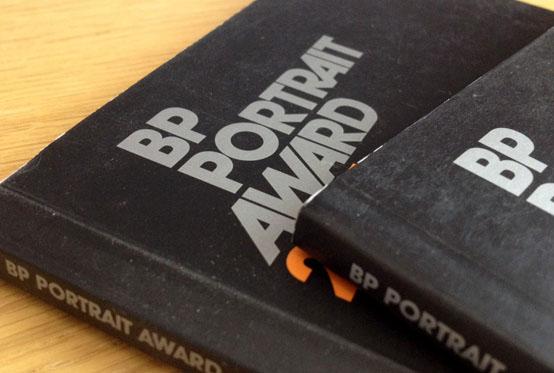 BP Portrait Award 2014 Catalogues