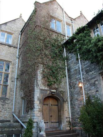 A Gothic Mansion in Bristol, England