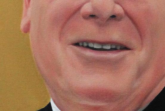 Portrait Painting Skin Tones