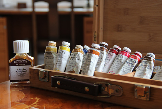 Winsor & Newton Artists' Oil Paints