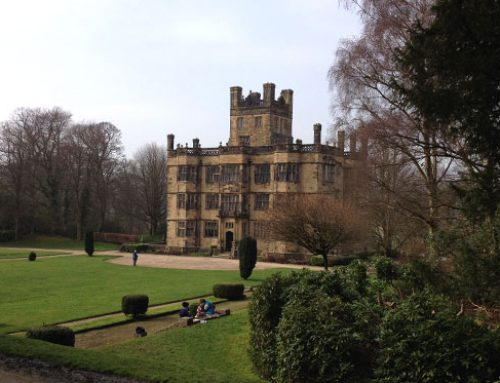 Inspirational Places – Gawthorpe Hall, Lancashire