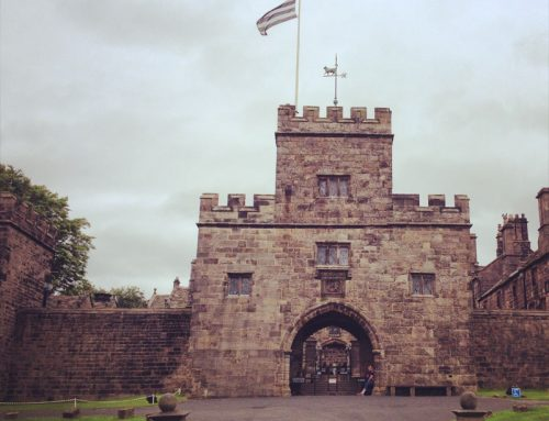 Inspirational Places – Hoghton Tower, Lancashire