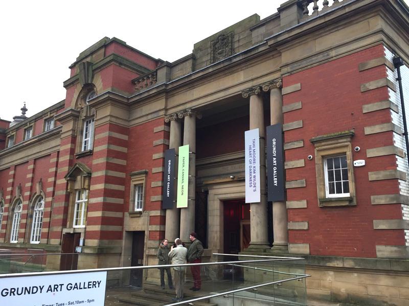 The Grundy Art Gallery, Blackpool