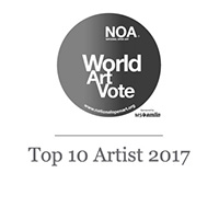 NOA Exhibited Artist 2017