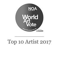 NOA Exhibited Artist 2017