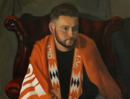 Vote for my Painting in the Jackson's Emerging Artist Prize