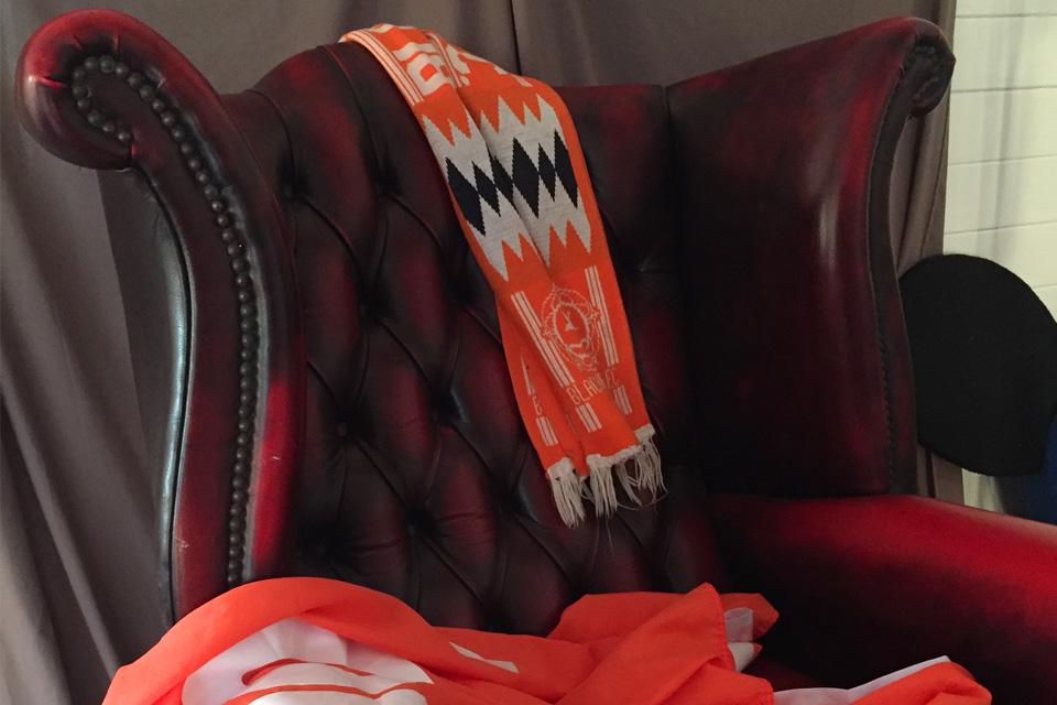 Blackpool FC Scarf