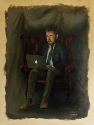 The Entrepreneur by Gary Armer