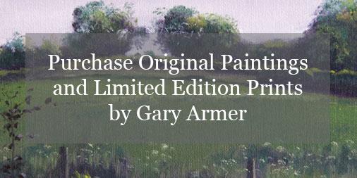 Gary Armer Artist Shop