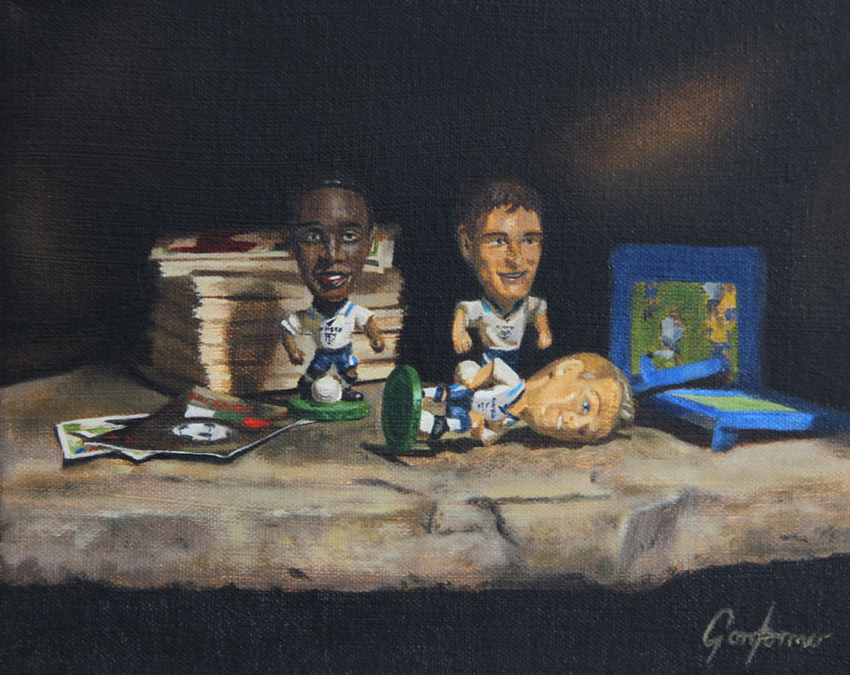 It's Coming Home Euro 96 Painting