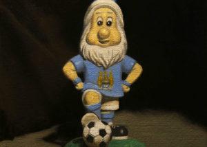 MCFC OK Gnome Painting