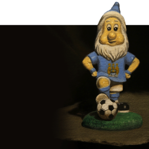 Football Still Life Painting