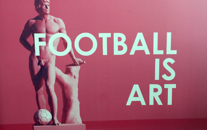 Football is Art National Football Museum