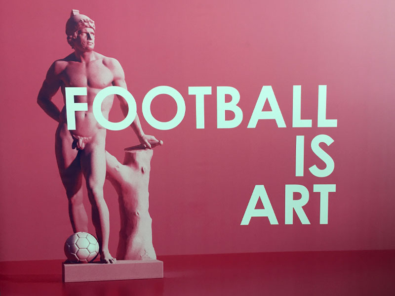 Football is Art National Football Museum
